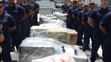Defense - Coast Guard Seizes 12,000 Pounds of Cocaine Off Coast of Mexico