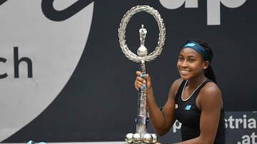 Venom - Coco Gauff wins WTA title at the age of 15
