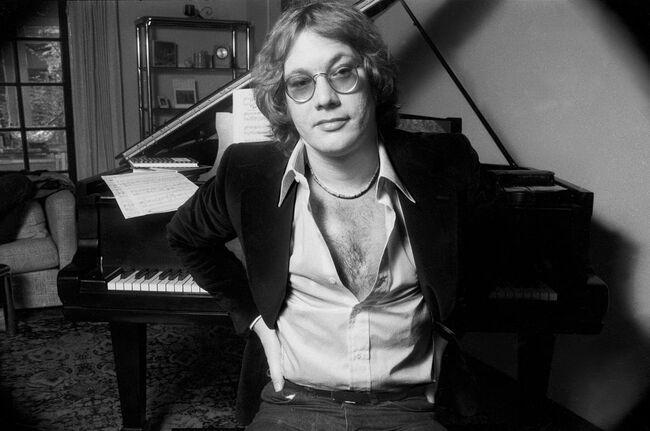 Warren Zevon Portrait Session 1979