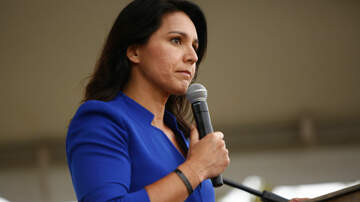 Local News - Gabbard responds to Clinton accusations while in Iowa