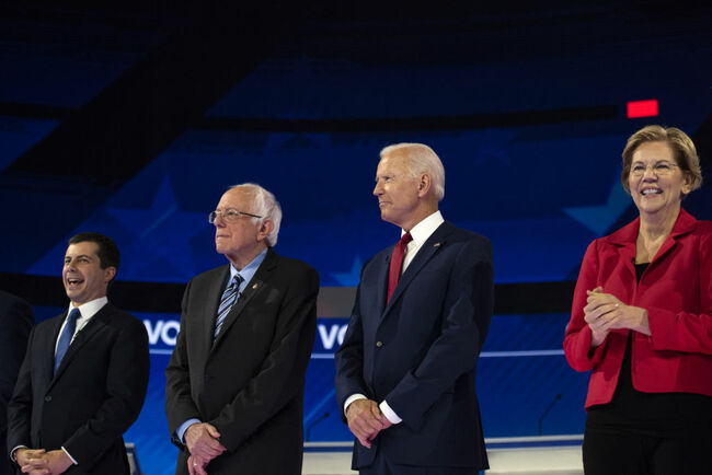 Here's How You Can Watch Tonight's Democratic Debate in Ohio