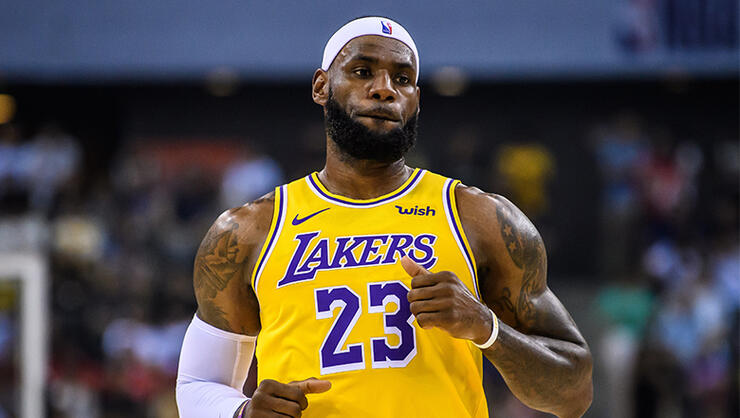 LeBron James Criticizes Daryl Morey Over His Tweet Supporting Hong Kong | iHeartRadio