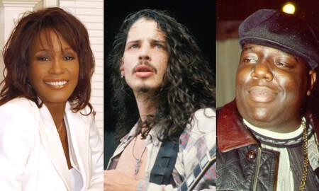 Trending - 2020 Rock & Roll Hall Of Fame Nominees: Whitney Houston, Soundgarden & More