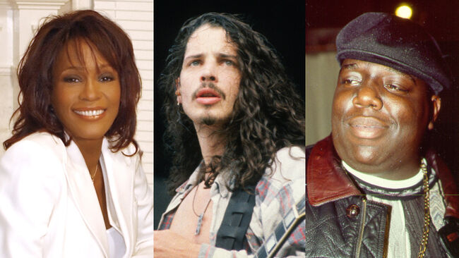 2020 Rock & Roll Hall Of Fame Nominees: Whitney Houston, Soundgarden & More