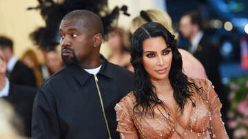 Entertainment News - Kim Kardashian & Kanye West Almost Missed Psalm's Birth For The Met Gala