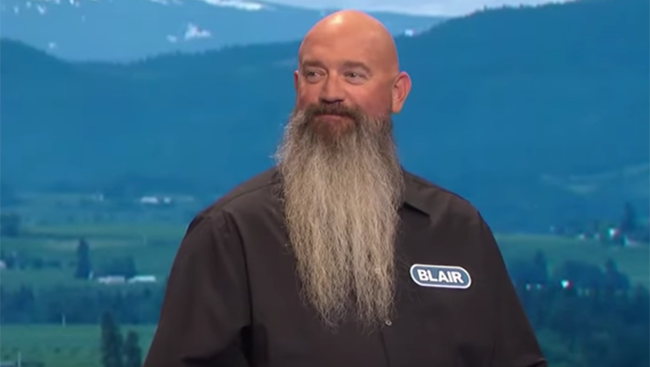 'Wheel Of Fortune' Contestant Drags Wife, Kids & 'Loveless Marriage'