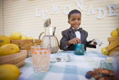 Prepare to Add Lemonade-Stand Owner to Your Resume