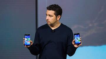 Emerging Technology - Microsoft Debuts New Folding Smartphone