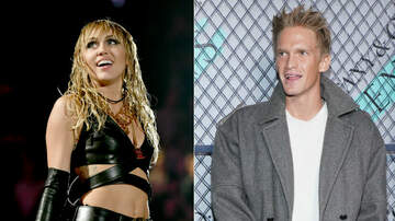 Entertainment News - Miley Cyrus Calls Cody Simpson 'Baby,' Shares Snippet Of His New Song