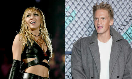 Trending - Miley Cyrus Calls Cody Simpson 'Baby,' Shares Snippet Of His New Song
