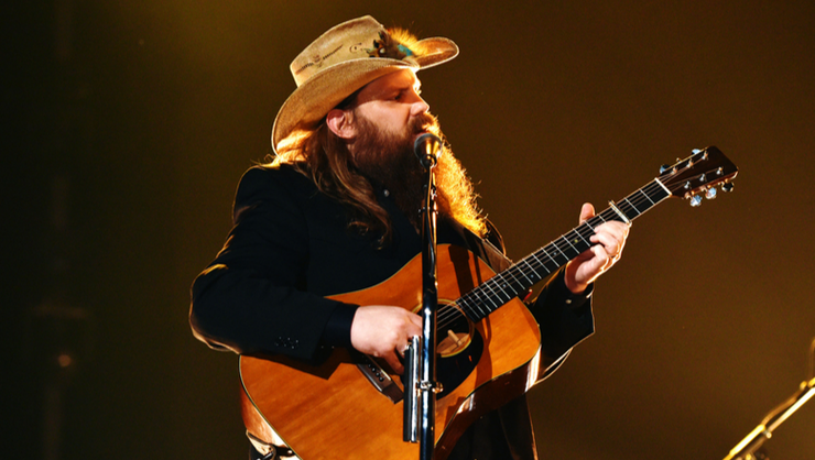 Chris Stapleton, Brothers Osborne Perform New Song 'Get Down To Arkansas'