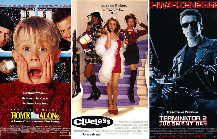 Must-See 90s Movies  | iHeartRadio