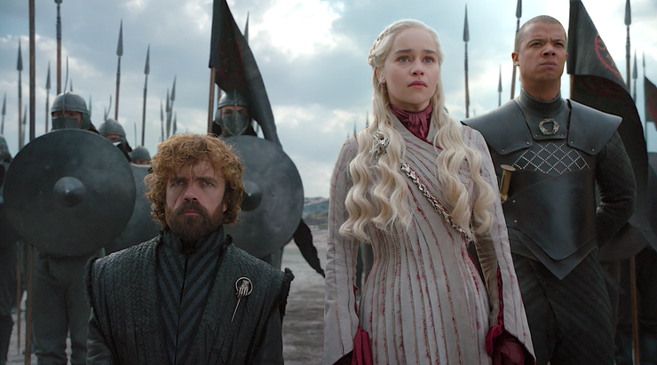 """'Game Of Thrones' Director Admits The Final Season Was """"Rushed""""   iHeartRadio"""