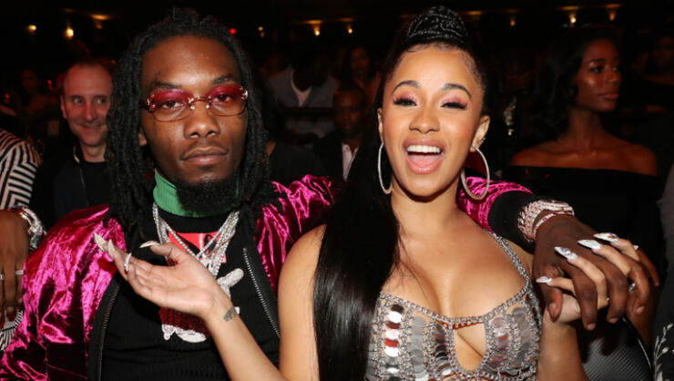 Cardi B Grinds On Offset & Shares More Sexy Photos From Her Birthday Trip | iHeartRadio
