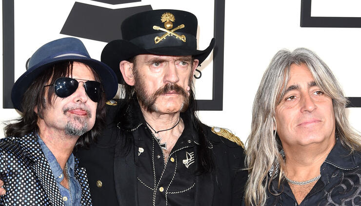 Rock Hall Excludes Motörhead's Longest-Serving Lineup From Nomination | iHeartRadio