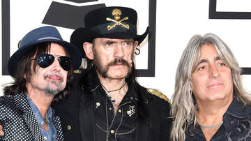 Ken Dashow - Rock Hall Excludes Motörhead's Longest-Serving Lineup From Nomination