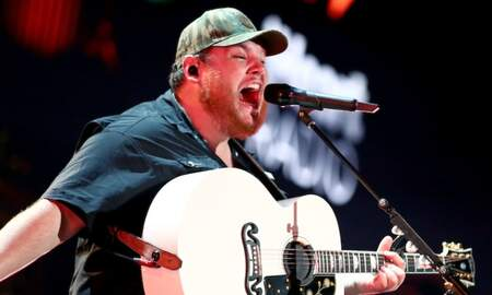 Music News - Luke Combs Reveals How He Copes With The Pressures Of Fame