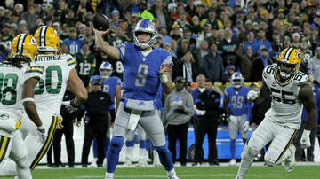 Mojo in the Morning - Detroit Lions Get Screwed On MNF