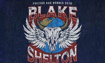 image for Blake Shelton's Friends and Heroes 2020 Tour at The Golden 1 Center
