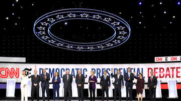 Political Junkie - Democrats Host 2020 Primary Debate In Ohio