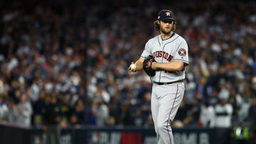 Sports Desk - Astros, Cole Beat Yankees In ALCS Game Three