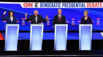 The Jay Weber Show - Half of Americans think the Democratic Party has moved too far left-CNN