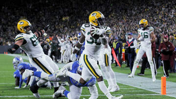 Packers - Packers players react to 23-22 win over Lions