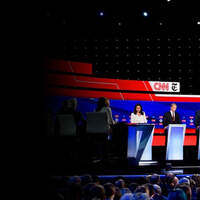 Democrats Host 2020 Primary Debate In Ohio