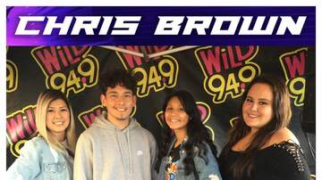 Photos - Chris Brown @ Oakland Arena | 10.15.19 | GALLERY 1