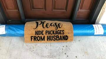 None - Woman Wants UPS Driver to Hide Package From Her Husband, He Comes Through!