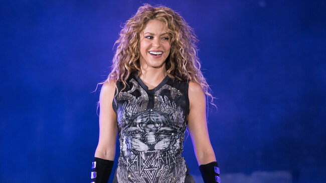 Shakira Planning To Perform The 'Best Show Of My Career' At The Super Bowl