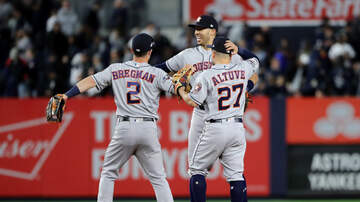 Texas News - Astros Beat Yankees In ALCS Game Three