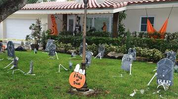 Jaime in the Morning! - Social Dilemma-Is It Creepy To Decorate For Halloween If You Have No Kids?