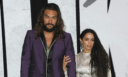 Entertainment News - So, It Turns Out Jason Momoa's Wife Lisa Bonet Was His Childhood Crush