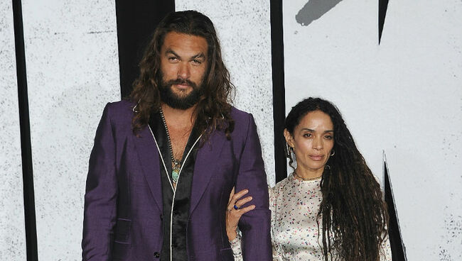 So, It Turns Out Jason Momoa's Wife Lisa Bonet Was His Childhood Crush