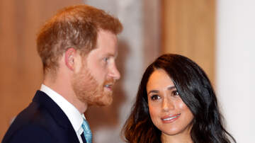 Headlines - Prince Harry Cried Discussing Meghan Markle's Pregnancy During Speech