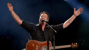 Ric Rush - LISTEN: Blake Shelton Drops New Song 'Jesus Got A Tight Grip