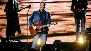 Music News - Blake Shelton Drops New Faith-Filled Anthem 'Jesus Got A Tight Grip'