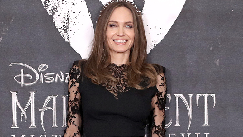 It Was Tough: Angelina Jolie on Playing 'Maleficent'