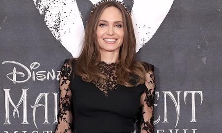 Entertainment News - Angelina Jolie Admits She Felt 'Pretty Broken' After Brad Pitt Split