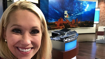 Entertainment News - Meteorologist Claps Back At Fat-Shaming Viewer