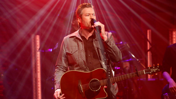 Music News - Blake Shelton Brings 'Friends And Heroes Tour' Back For 2020