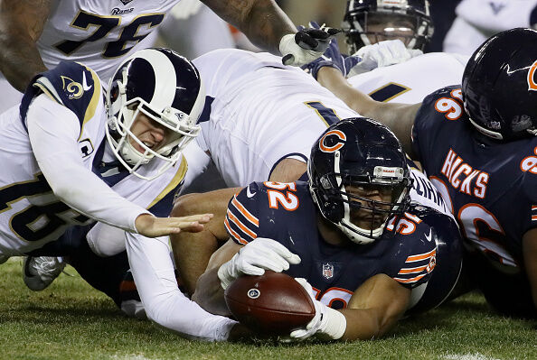 Los Angeles Rams v Chicago Bears