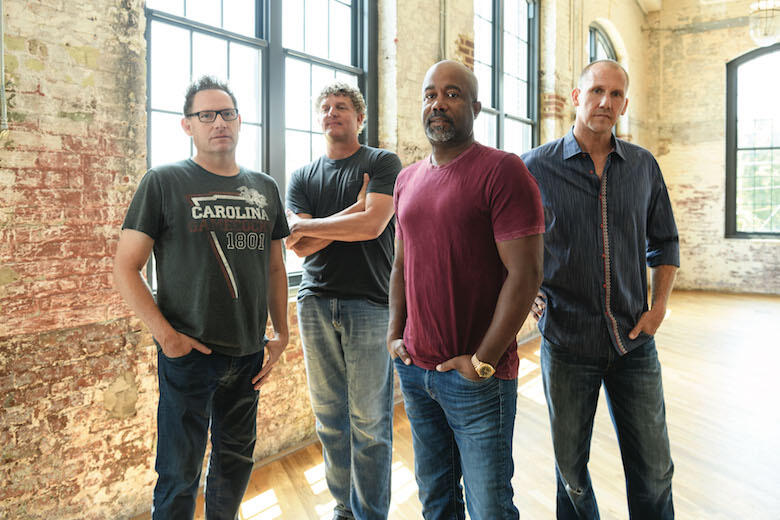 Hootie & the Blowfish Shares Chris Stapleton Co-Written Song 'Hold On'