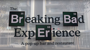 #iHeartSoCal - 'Breaking Bad' Popup Hooks Fans with Methodically Recreated Scenes