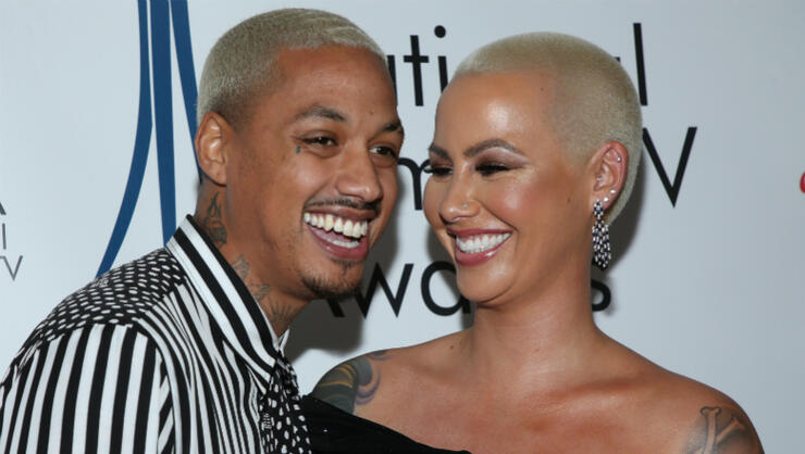 Amber Rose Shares First Photo Of Newborn Son Home From The Hospital | iHeartRadio