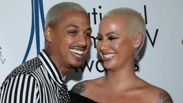 iHeartRadio Music News - Amber Rose Shares First Photo Of Newborn Son Home From The Hospital