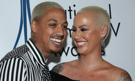 Trending - Amber Rose Shares First Photo Of Newborn Son Home From The Hospital