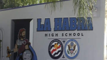 National News - Students Tackle Classmate Brandishing Pistol At California High School