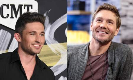 Music News - Michael Ray Releases 'Her World Or Mine' Video Starring Chad Michael Murray